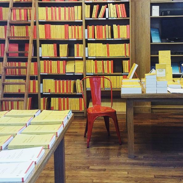 Librairie Classique Garnier, rue Victor Cousin, 5eme arrondissement